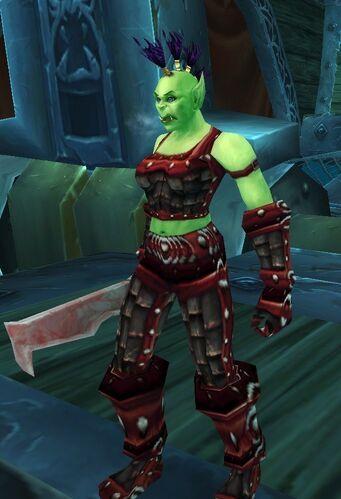Orgrim's Hammer Gunner