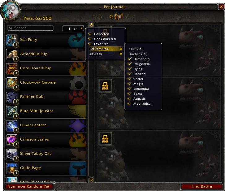 Pet Battle System   WoWWiki   FANDOM powered by Wikia