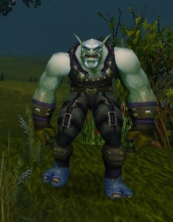Witherbark Troll