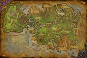 WorldMap-NagrandDraenor