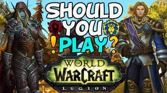 """World Of Warcraft Legion Review """"Is It Worth Playing?"""""""