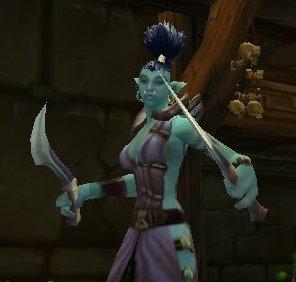 High Priestess Arlokk