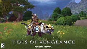 New Tides of Vengeance Mounts