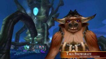 Tala Snowgraze