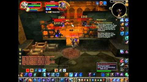 How to solo MC & BWL attunement + Leeroy Jenkins & UBRS achievement
