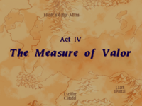 Warcraft II Beyond the Dark Portal - Act IV (The Measure of Valor)