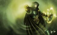 Lordaeron mage by anthonyavon-d5g6cps