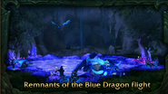 BlizzCon Legion - Azsuna Remnants of the Blue Dragon Flight