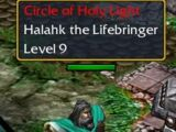 Halahk the Lifebringer