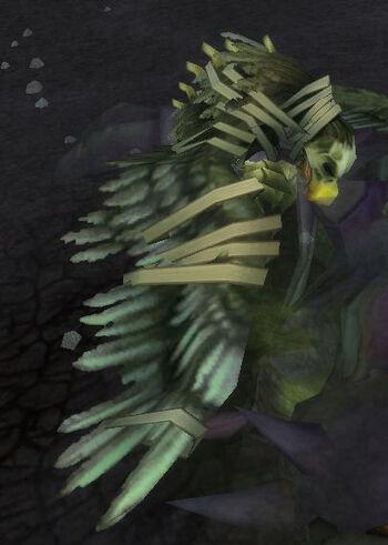 Time-Twisted Shadowtalon