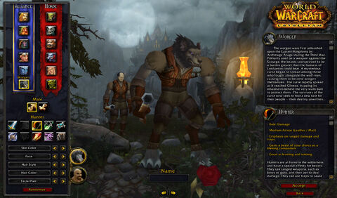 Worgen (playable) | WoWWiki | FANDOM powered by Wikia