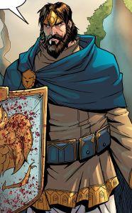 "King Barathen ""Adamant"" Wrynn III"