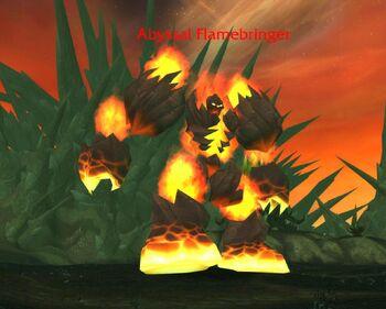 Abyssal Flamebringer