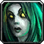 Achievement character undead female