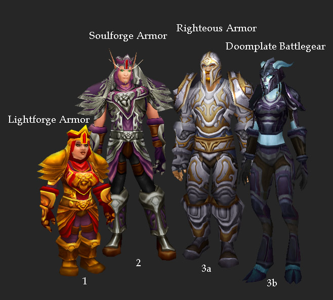 Paladin Dungeon Sets  sc 1 st  WoWWiki - Fandom & Paladin sets | WoWWiki | FANDOM powered by Wikia
