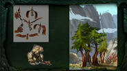 BlizzCon Legion High Mountain environment concept art3