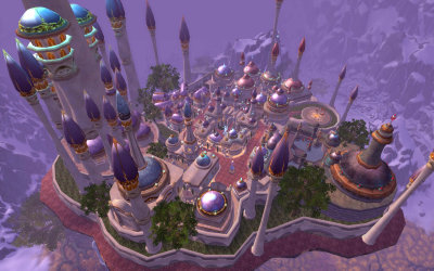 Large Floating Dalaran