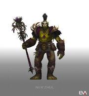 Ner zhul (the Lich King)