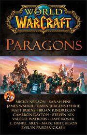 World of Warcraft Paragons cover