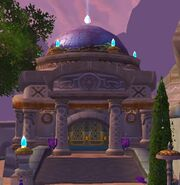 Dalaran bank north