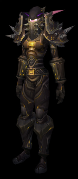 Onslaught Armor | WoWWiki | FANDOM powered by Wikia
