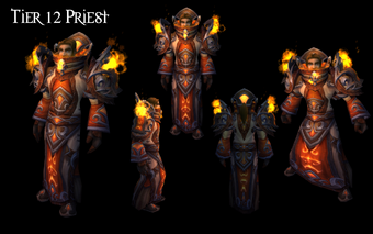 Tier 12 Priest Armor