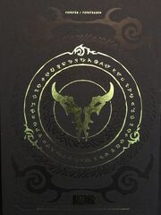 The Art of World of Warcraft Legion back photo