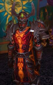 Champion Faesrol Darkmoon Faire