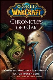Chronicles of War cover from Amazon