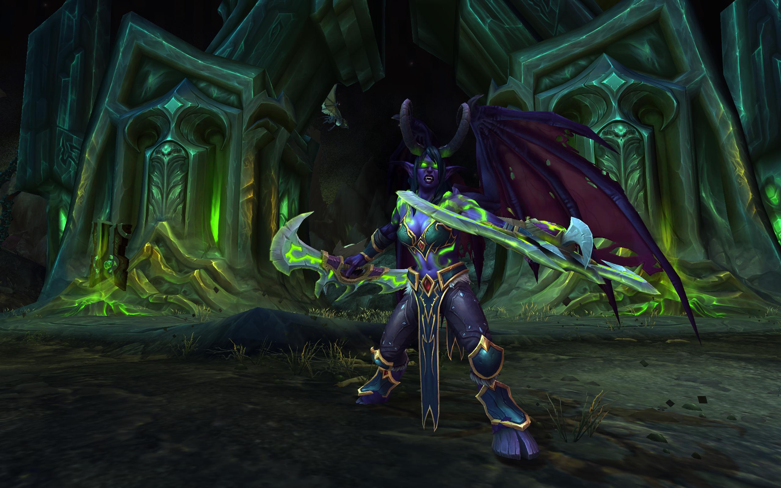 Demon Hunter Wowwiki Fandom