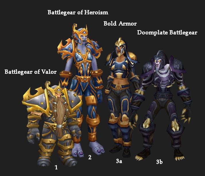 Warrior sets | WoWWiki | FANDOM powered by Wikia