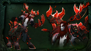 BlizzCon Legion The Emerald Nightmare Cenarius