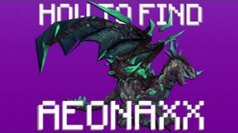 How to Find Aeonaxx in Deepholm (Phosphorescent Drake)