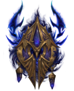 Void Elves crest