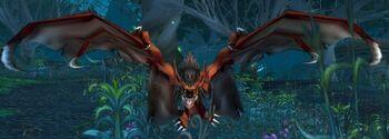 Vampiric Mistbat