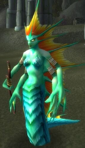 Wrathtail Sorceress