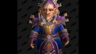 Arcanist Regalia - Mage T1 Tier 1 - World of Warcraft Classic Vanilla