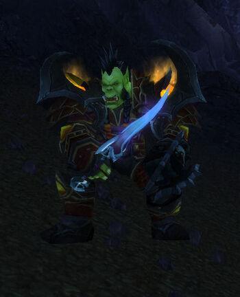 Kor'kron Squad Commander
