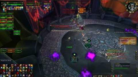 Lost Society vs heroic Blood-Queen Lana'thel (10 man) Shattered Halls eu
