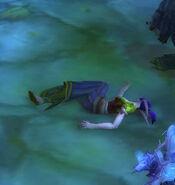 Maliynn deceased - Battle for Azeroth