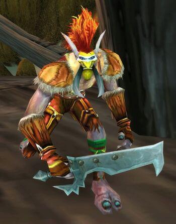 Warleader Krazzilak