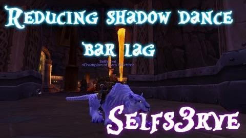 WoW Cataclysm Rogue Tips Reducing Preventing Shadow Dance bar lag with macros - Selfs3rve