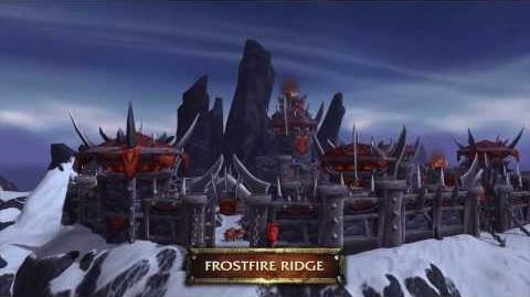 World of Warcraft Warlords of Draenor - Horde and Alliance Zones