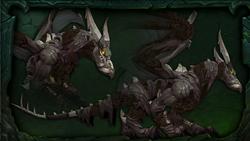 BlizzCon Legion The Emerald Nightmare Pestilence Worm