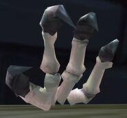 Shrunken Dragon's Claw