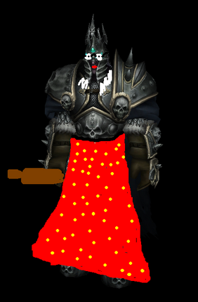 The lich kings mommy.