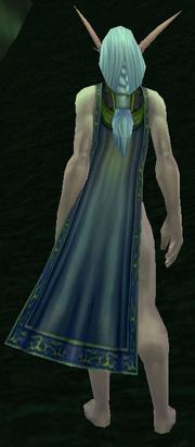 Drape of the Undefeated, Grass Background, NE Female