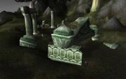 Shatterspear War Camp ruins1