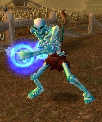 Skeletal Sorcerer