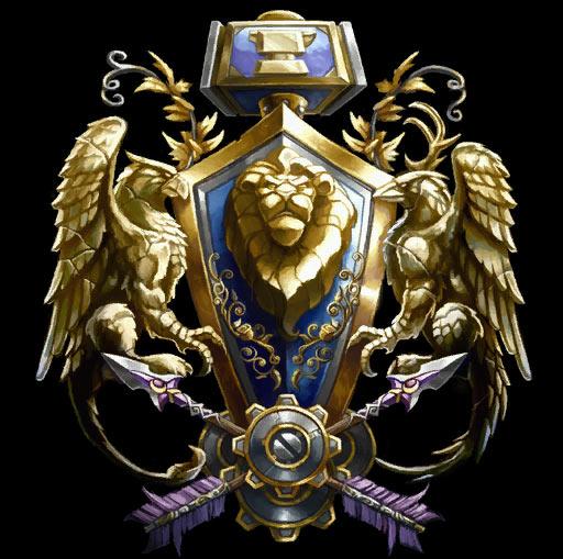 Crest of the Alliance   WoWWiki   FANDOM powered by Wikia